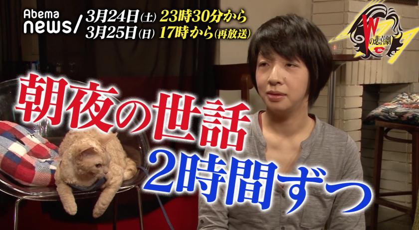 Wの悲喜劇 〜日本一過激なオンナのニュース〜 #40「ワンニャンLOVEが止まらない」